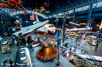 Udver-Hazy Museum Space Shuttle Discovery
