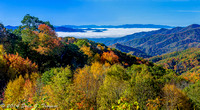 Autumn in Blue Ridge Pkwy & Gt. Smoky Mountains NP