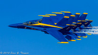 Blue Angels Airshows
