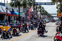 Daytona Bike Parade
