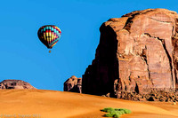 Monument Valley Balooning